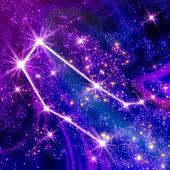 Constellation Gemini — Stock Photo