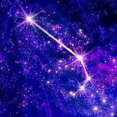 Constelación de aries — Foto de Stock