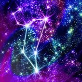 Constellation Taurus — Stock Photo