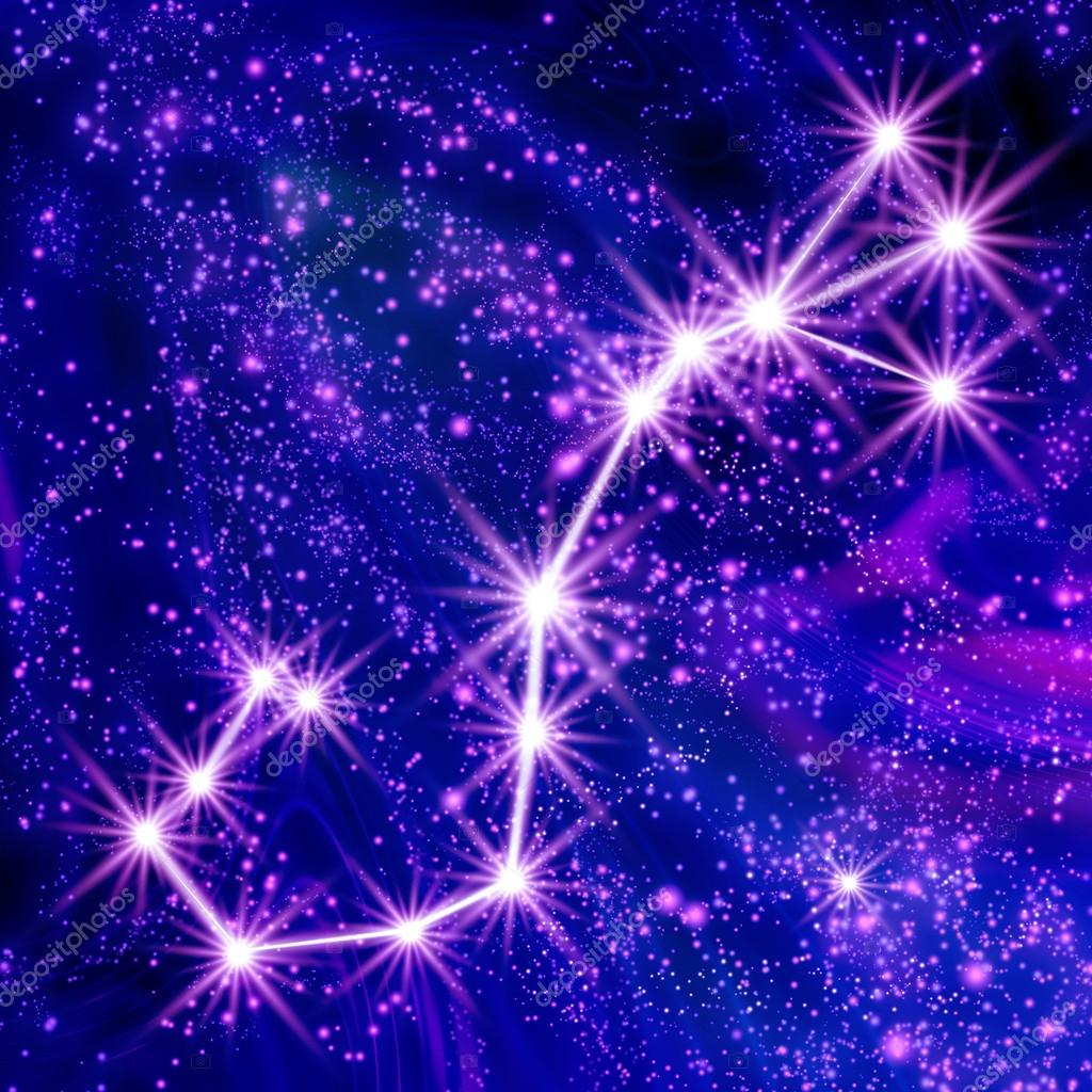 Как выглядит созвездие скорпион на небе