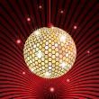 Disco ball — Stock Vector #29782263