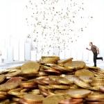 Money challenge — Stock Photo #13131394