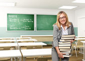 Teacher — Stock Photo