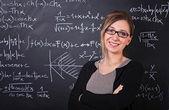 Teacher portrait — Stock Photo