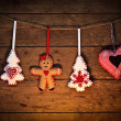 Christmas decoration — Foto Stock #15528915