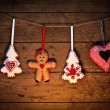 Christmas decoration — Stockfoto #15528915