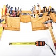 Tools belt — Stock Photo #17469669