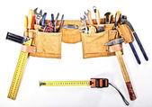 Tools belt — Foto de Stock