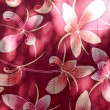 Royalty-Free Stock Photo: Flower fabric
