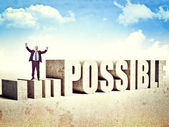 Make it possible — Stock Photo