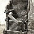 Torture chair — Stock Photo