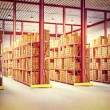 Warehouse — Stock Photo #21558029