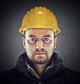 Labor portrait — Stock Photo