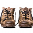 Old shoes — Stock Photo #24051891