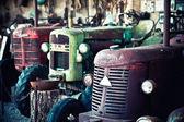 Old tractor — Foto de Stock