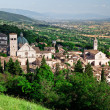 Assisi view — Stockfoto