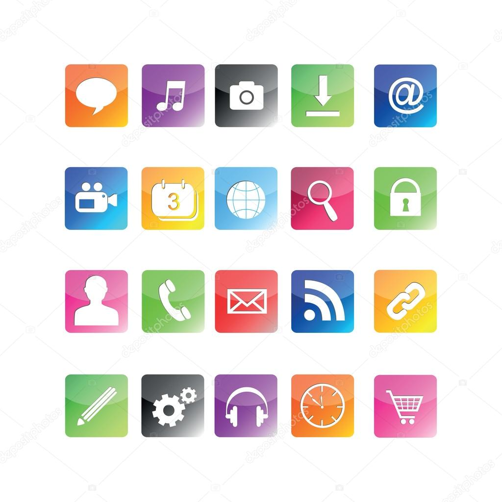 Clipart Icons Android