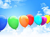 Ballons 3d — Photo