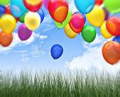 3d balloon — Stock Photo