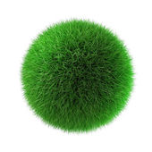 Grass world — Stock Photo
