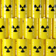 Radioactive barrel — Stock Photo #35853665