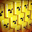 Radioactive barrel — Stock Photo #35856483