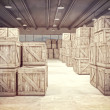 Warehouse — Stock Photo #36713495
