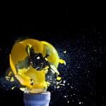 Bulb explosion — Stock Photo #38341201