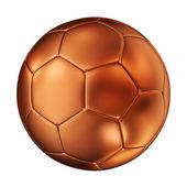 Bronze ball — Stock Photo