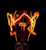 Lâmpada elétrica — Fotografia Stock