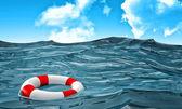 Lifebuoy — Foto Stock
