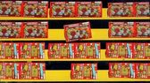 Chinese New Year Lottery Tickets for Sale — Stock Photo