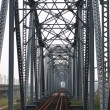 Постер, плакат: Vintage Iron Railway Bridge