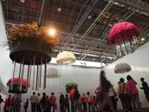 The International Orchid Show in Taiwan — Stock Photo