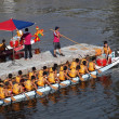 2013 Dragon Boat Festival in Kaohsiung, Taiwan — Stock Photo #26776319