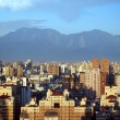 View of Kaohsiung City in Taiwan — Stock Photo