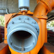 Old Waste Water Equipment — Stock Photo