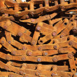 Rusted and Corroded Engine Parts — Stock Photo