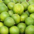 Fresh Green Lemons — Stock Photo