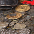 Old Chinese Coins — Foto de Stock