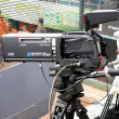 Stock Photo: Professional High Definition TV Camera