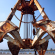 Rusty Old Dredging Equipment — Stock Photo #39281859
