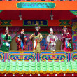 Traditional Puppets at a Chinese Temple — Stock Photo