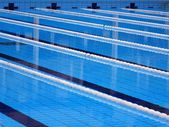 Sports Swimming Pool — Stock Photo