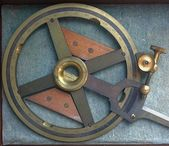 Vintage Navigational Instrument — Stock Photo