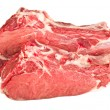 Stock Photo: Crude meat