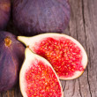 Royalty-Free Stock Photo: Fresh fruit figs