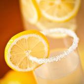 Limonade close-up — Stockfoto