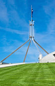 Australian Parliament house — Stock Photo