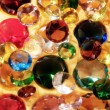 Stock Photo: Glass gems
